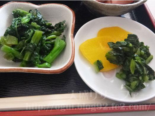 鴨川レストランオリーブ日替わりランチ定食043