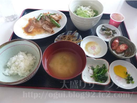 鴨川レストランオリーブ日替わりランチ定食050