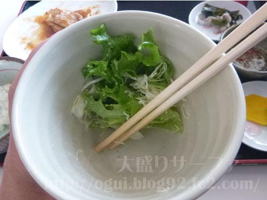 鴨川レストランオリーブ日替わりランチ定食051