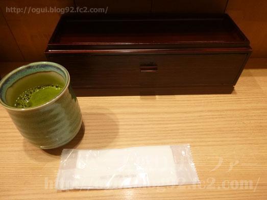 まぐろ一代エキュート上野店の朝定食007