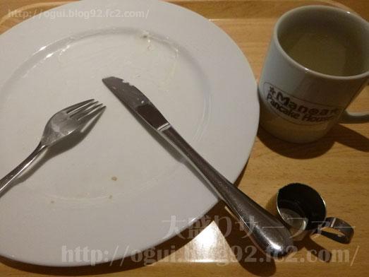 マノアパンケーキハウスのホイップパンケーキ028