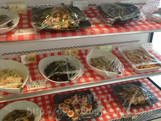 千葉市中央区まるほ商店惣菜バイキング弁当01
