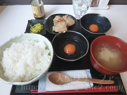 まるほ商店で永光卵の卵かけご飯定食特盛り033