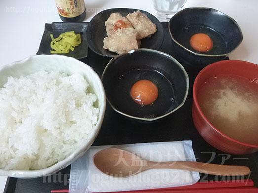 まるほ商店で永光卵の卵かけご飯定食特盛り046