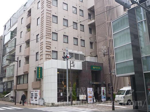 プロント東上野店で朝食モーニング003