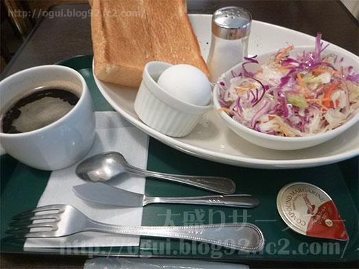プロント東上野店で朝食モーニング012