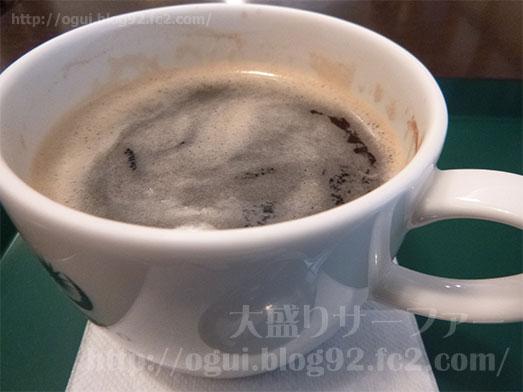プロント東上野店で朝食モーニング013