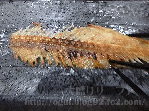 しんぱち食堂新宿店で朝食メニューほっけ定食022