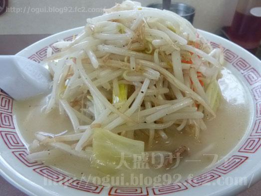 SL中華つけ麺津田沼店でタンメン野菜大盛り018