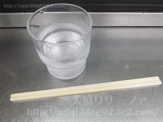 爽亭上野駅でトッピング乗せ放題そば011