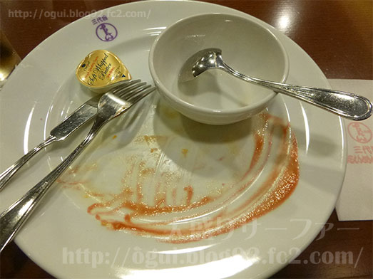 洋食や三代目たいめいけん上野エキュート朝食セット022