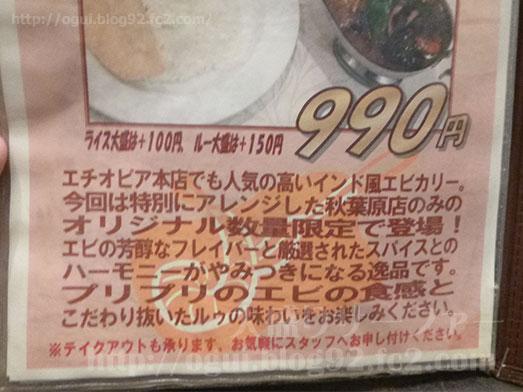 アトレ秋葉原東京カレー屋名店会ジャンボチキンカツカレー009