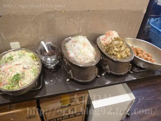 多謝海浜幕張店の中華定食ランチ017