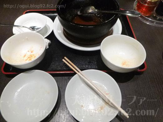 多謝海浜幕張店の中華定食ランチ034