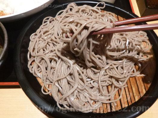 よもだそば日本橋でもり蕎麦・よもだカレー046