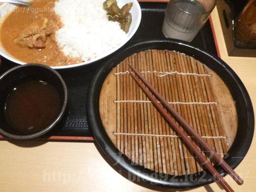 よもだそば日本橋でもり蕎麦・よもだカレー048