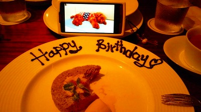 かーたんの誕生日