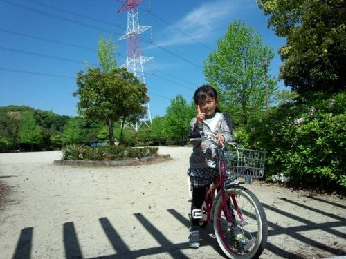 自転車練習 (6)