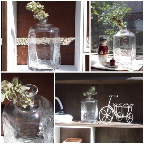 20140831ガラス花瓶