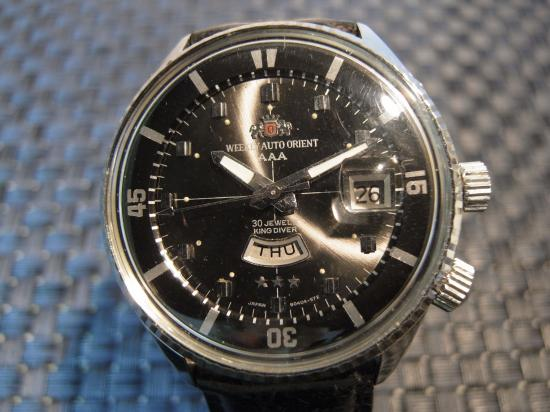 weekly auto orient kingdiver30jE