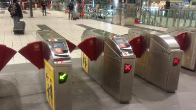 台湾新幹線・桃園駅400