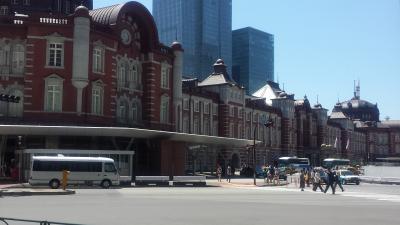 東京駅400
