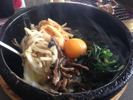 ビビンバ冷麺 (1)