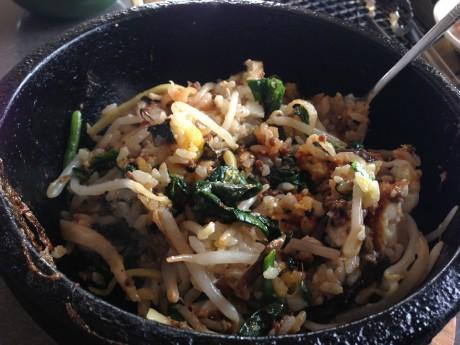 ビビンバ冷麺 (2)