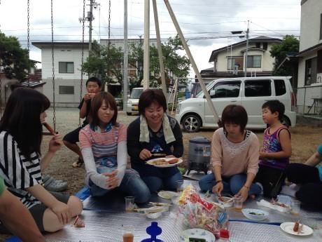 2014スポ少BBQ (5)