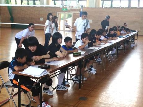 2014-7-6 陵南中練習会 (4)
