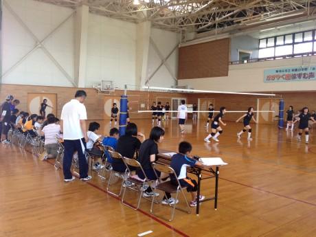 2014-7-6 陵南中練習会 (5)