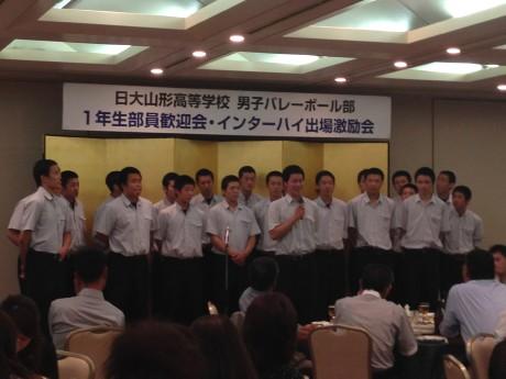 2014-7-6 日大一年生歓迎会 (4)
