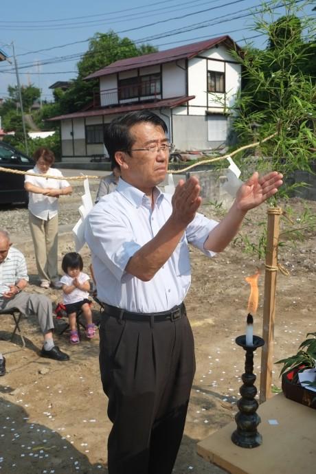 2014-7-31 K様地鎮祭 (3)