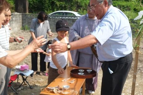 2014-7-31 K様地鎮祭 (4)