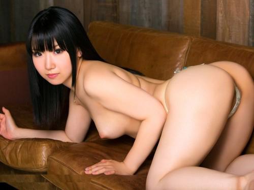 愛須心亜 エロ画像 T143cm ミニマムなロリっ娘のヌード♪(幼い外見ですが18歳ですw