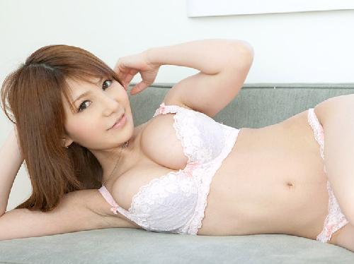 相澤リナ Gカップお姉さん清楚系ヌード
