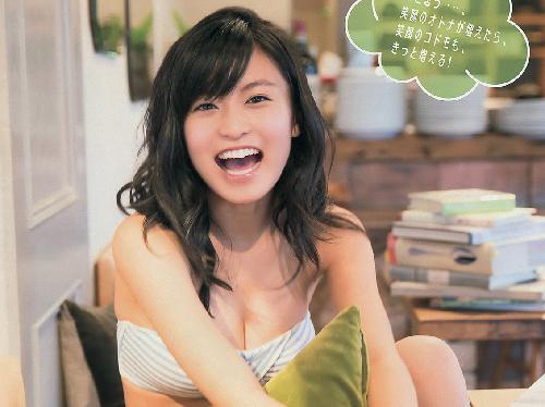 黒髪で美少女でオマケにエロい…!小島瑠璃子(20)のグラビア画像×93