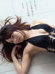 脱ぎすぎる女子アナ!脊山麻理子(33)のグラビア&生放送で胸チラ画像×22