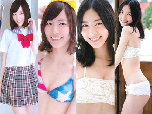 【SKE】絶対的エース!松井珠理奈(17)のエロ画像×74