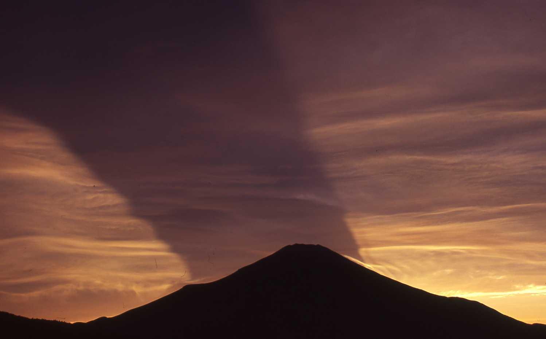 影富士 山中湖