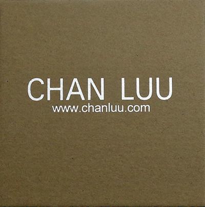 チャンルー 百貨店購入