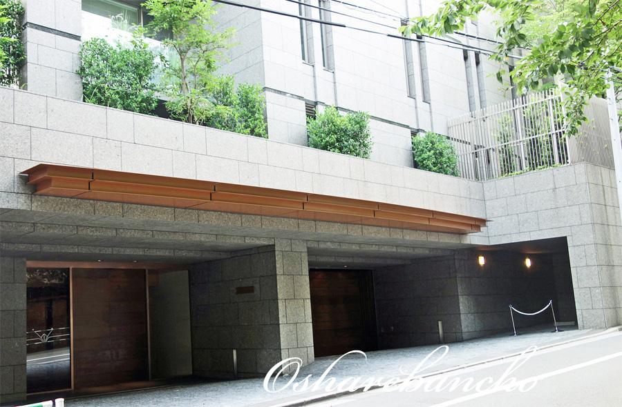 福山雅治 自宅 マンション 住所 渋谷区