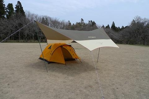 テント&タープ01