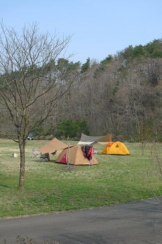 初キャンプ15