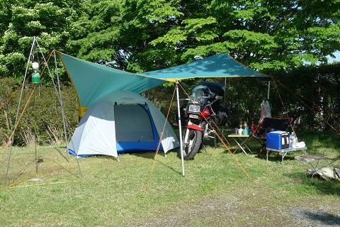 田代キャンプ18