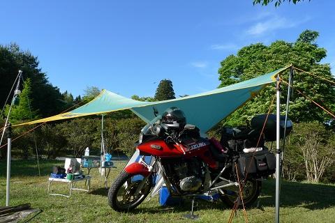 田代キャンプ19