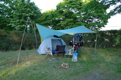 田代キャンプ34