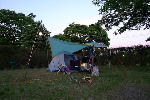 田代キャンプ40