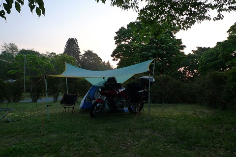 田代キャンプ45