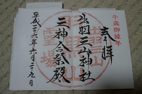 夏越し大祓2014-15